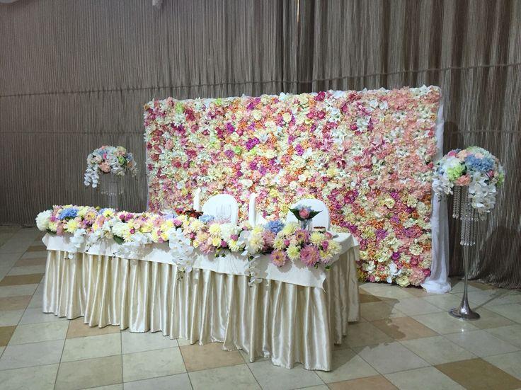 #свадьба #цветочнаястена #terrafiori #президиум #floralwall #flowers #wedding