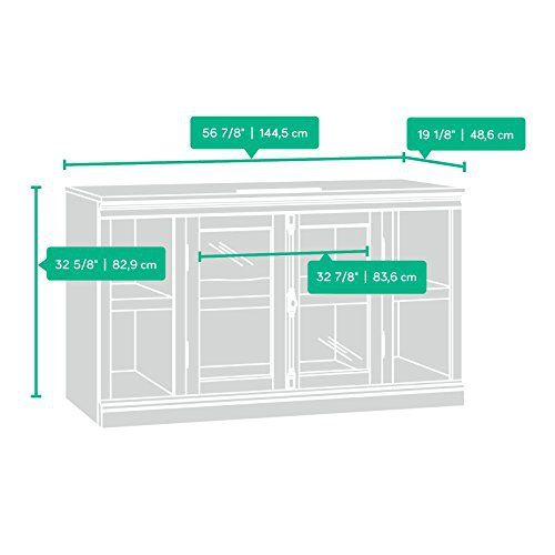This versatile library with doors can benefit any room of the home. Store framed photos, books and other home décor on the shelves or within the storage cabinet below.Three adjustable shelves.Hidden storage behind doors.Quick and easy assembly with patented slide-on moldings.Soft White finish ... more details available at https://furniture.bestselleroutlets.com/home-office-furniture/bookcases/product-review-for-sauder-417593-bookcases-furniture-cottage-road-soft-white-librar