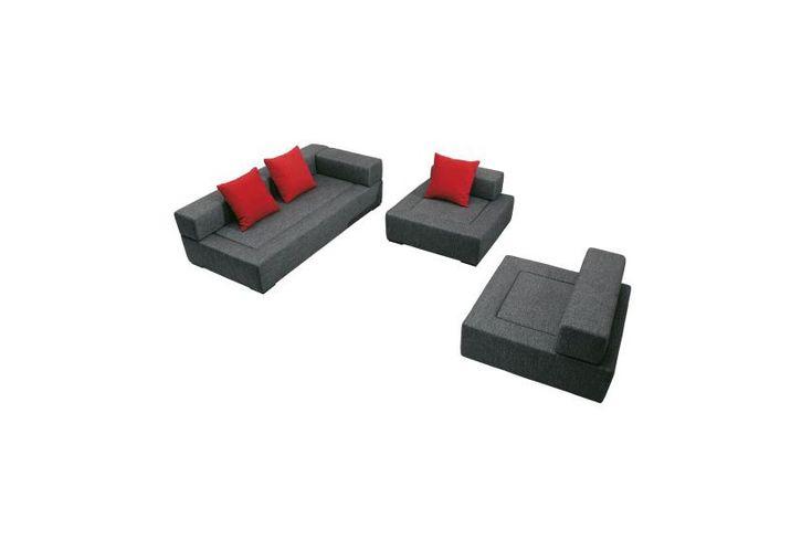 Canapé modulable Cubic