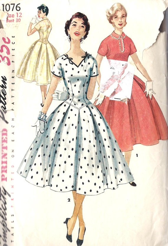 99 Best Images About Retro Fashions On Pinterest Sewing