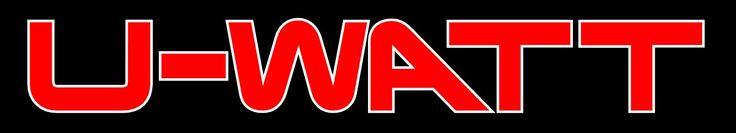 U-WATT logo