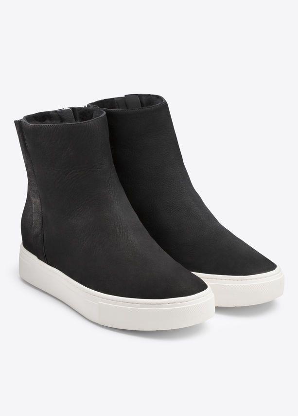 Hardy Shearling Lined Sneaker