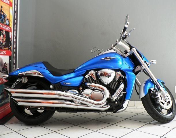 2012 Suzuki Boulevard 1800, VZR1800, VZR 1800, M109, INTRUDER | Hatfield | Gumtree South Africa | 110020119