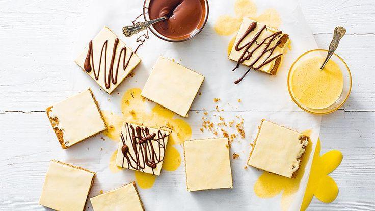 V Lidl Cukrárni na stránke kuchynalidla.sk nájdete recept na vaše obľúbené žĺtkové rezy. Vyskúšajte aj tento recept od Adriany Polákovej!
