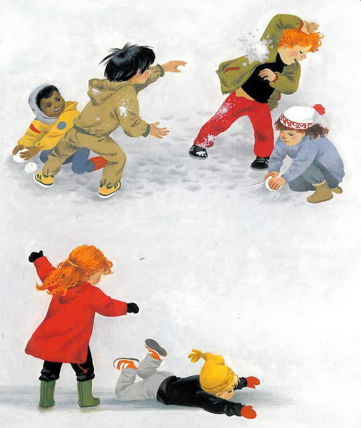 """""""Winter"""" - part of a series of illustrated board books about the seasons. From Floris Books"""