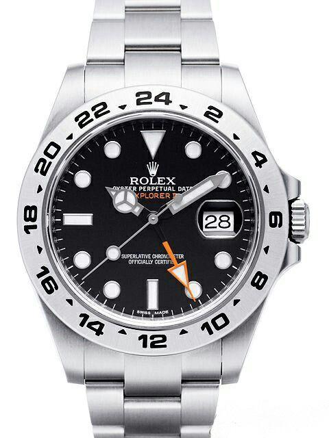 Rolex Explorer II ...repinned für Gewinner!  - jetzt gratis Erfolgsratgeber sichern www.ratsucher.de