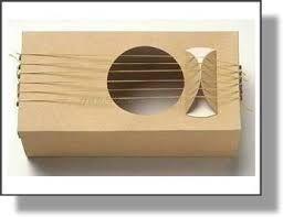 Resultado de imagem para instrumentos musicais de sucata