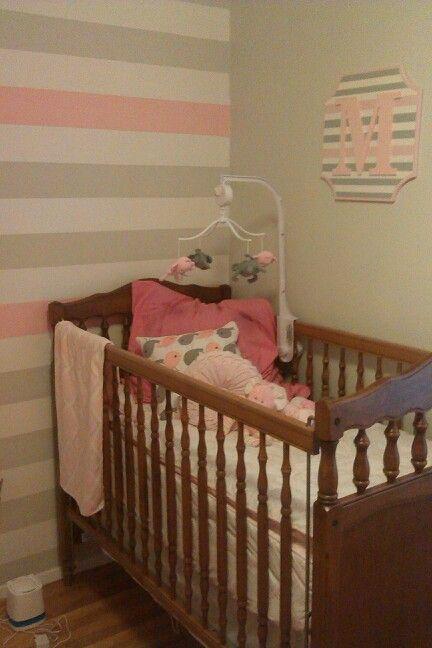 Ma chambre de bebe fille :)