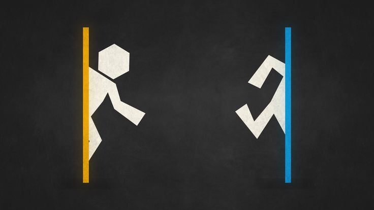 Bit of a PSA. Portal is available for $0.99 on Steam right now. Portal 2 is $1.99. If youve never played them I can recommend them enough.