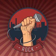 Картинки по запросу плакаты и коллажи на тему рок
