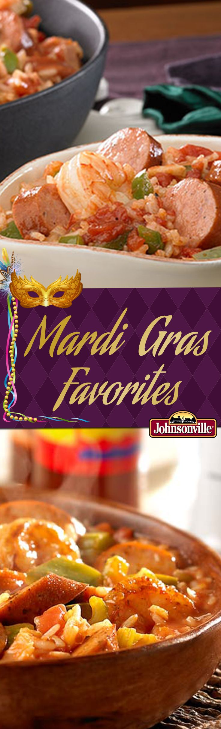 143 best cajun recipes images on pinterest cajun recipes pork make johnsonville smoked sausage part of your fat tuesday celebration find these jambalaya recipes and forumfinder Choice Image
