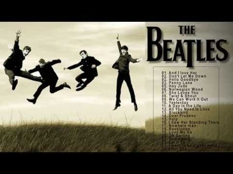 The Beatles Greatest Hits - Best The Beatles Songs -The Beatles Hits - YouTube