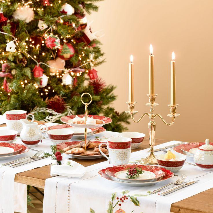 Sărbători acasă. Să pregătim masa de Crăciun