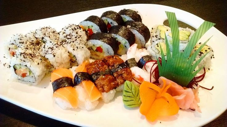 """Montreal Opens Its First-Ever """"All You Can Eat"""" Vegan Sushi Restaurant  