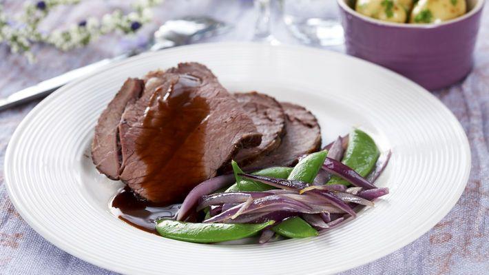 Жаркое из говядины - Matprat
