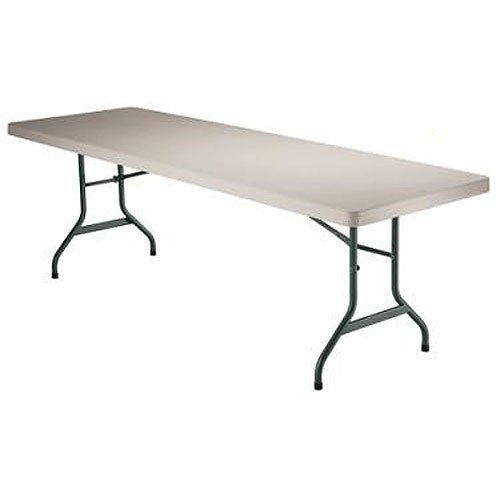 Lifetime 6 Foot Folding Banquet Table Almond Lifetime Tables Home Table
