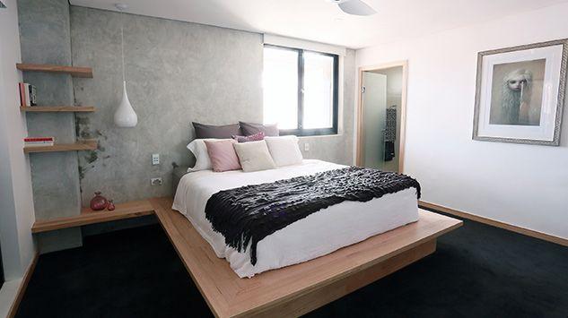 Kim + Matt: Master Bedroom + Dressing Room