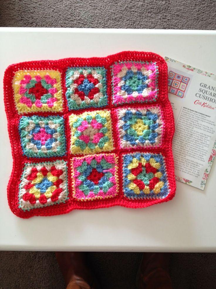 Cath Kidston crochet - simmone star