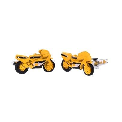 Motorbike Cufflinks!