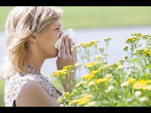 Best Way To Treat Hay Fever Naturally