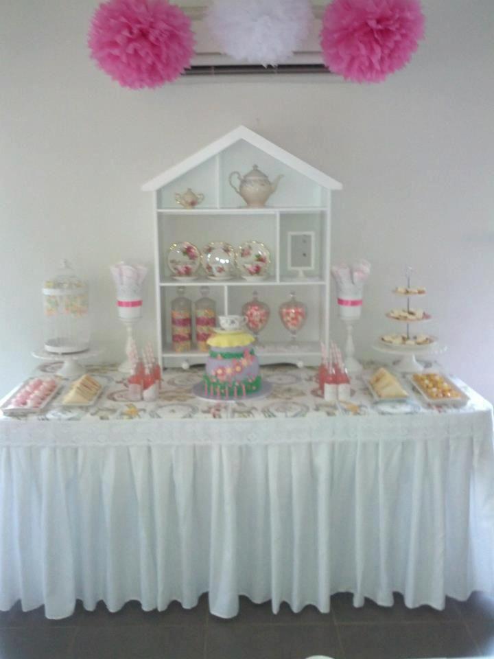 Tea Party themed Buffet