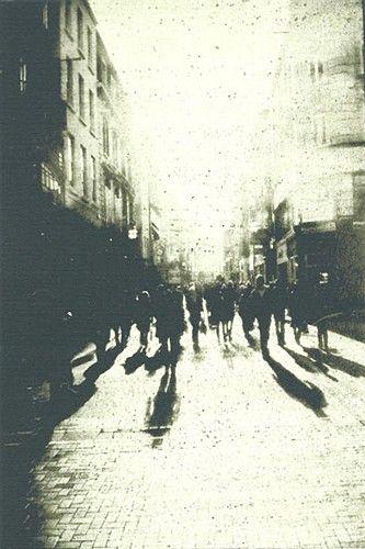 Joby Hickey ''Grafton Street'' #print #Grafton #DukeStreetGallery #inlovewiththispicture