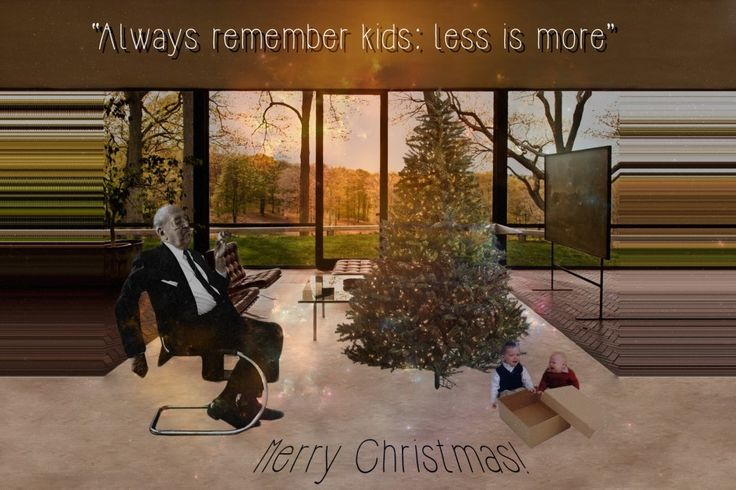ArchDaily's 2014 Holiday Card Contest Winners Announced