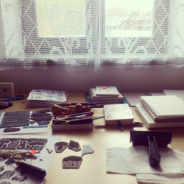 www.facebook.com/woodandpaperpl  Work in progress :)