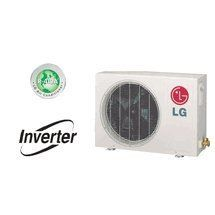 LG Single Zone Mini Split Inverter Heat Pump Outoor Unit 33.100 BTU - LSU360HV by LG. $2030.82. Mini-Split Standard systems utilize the same duct-free technology as Art Cool units in a streamlined, low profile design. Models are available in a variety of sizes from 9,000 through 36,000 BTUs. LG's Mini-split standard air conditioners are easy to install, efficient and cost effective.  Features:      Inverter(Variable speed compressor)     R-410A Refrigerant     Gold...