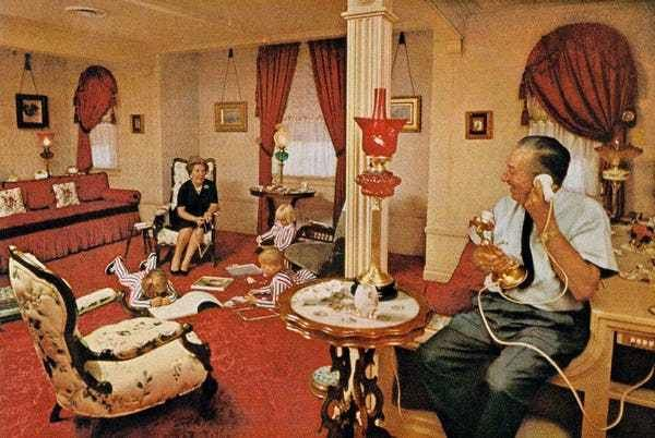 Walt Disney Haunts His Old Apa... is listed (or ranked) 1 on the list Creepy Stories and Legends About Disneyland