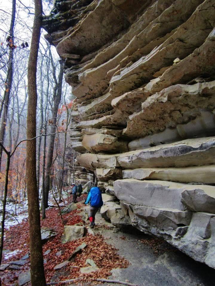 Arkansas - Hiking the Ozarks Photo