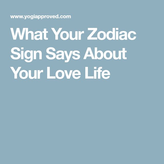 Sign Your Does Habits Hookup Your What About Zodiac Say