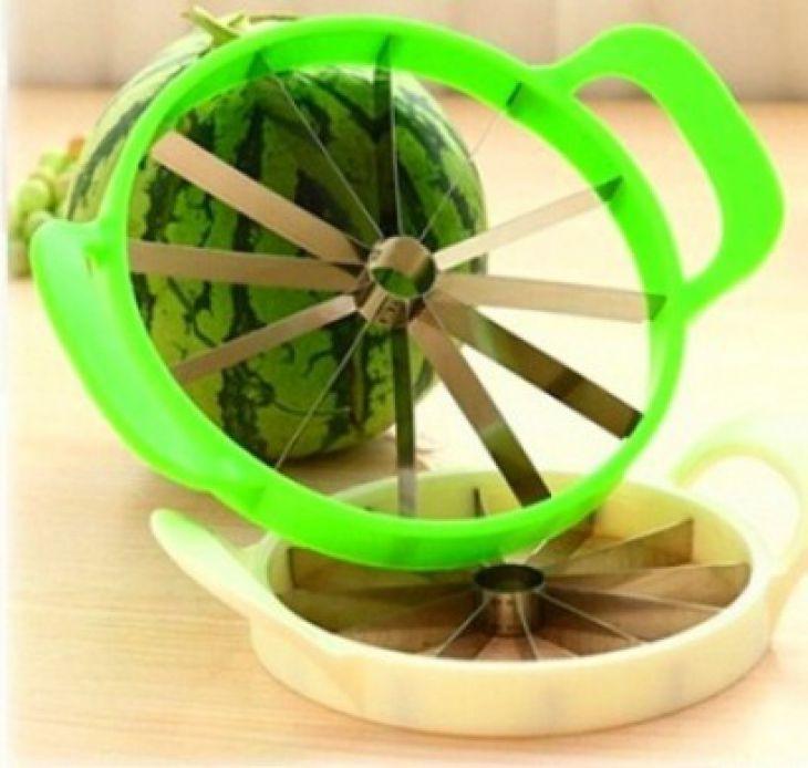 Cortador de melón y sandía: ¡fácil y rápido!, 35 inventos increíbles que te hacen la vida mucho más fácil - (Page 23)
