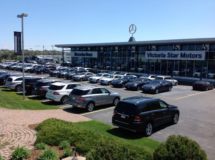 Mercedes benz dealership in canada dealerships pinterest for Mercedes benz dealers in germany