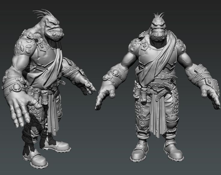 Character Design Zbrush Course : Best zbrush characters images on pinterest modeling