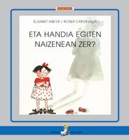 Grupo Coeducación ZUBIAK ERAIKITZEN Hezkidetza taldea: AUDIOIPUINA: ETA HANDIA EGITEN NAIZENEAN ZER?