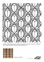 mc escher coloring pages - 17 best images about zentangle math echer tanagram