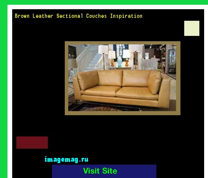 Brown Leather Sectional Couches Inspiration 204806 - The Best Image Search