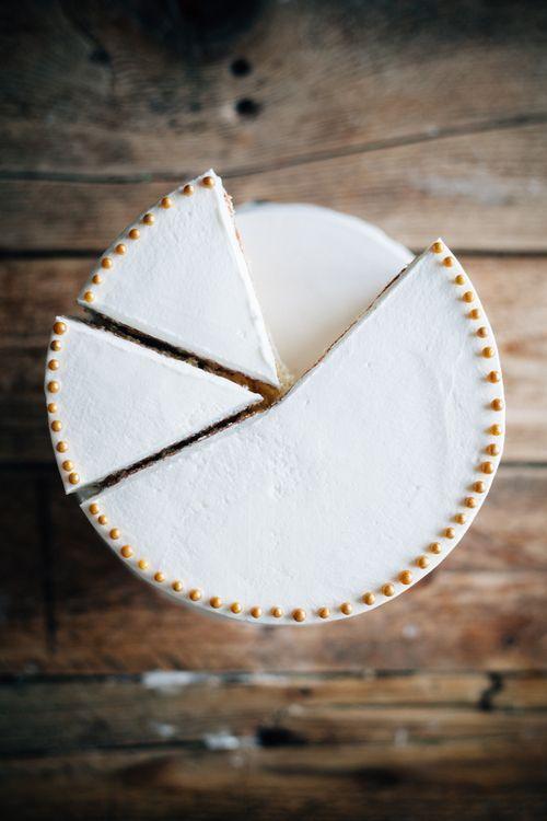 valentine's day almond cake