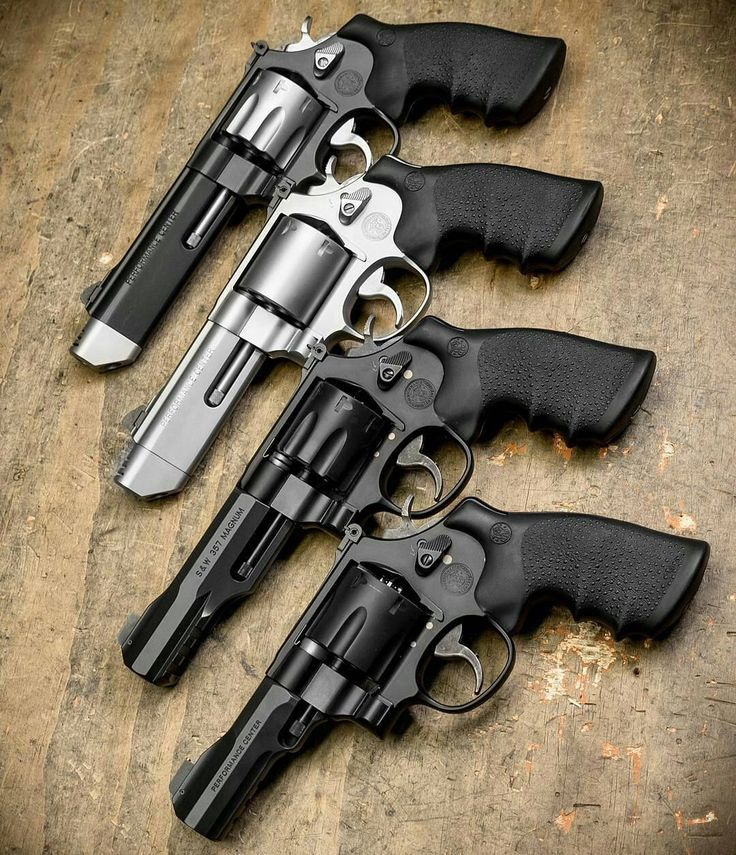 Performance Center 627 V COMP 357 MAGNUM, Performance Center 629 V COMP 44 MAGNUM, Performance Center R8 357 MAGNUM