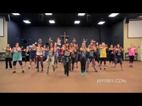 Everything you need to know about zumba Shut Up and Dance || Walk The Moon || Dance Fitness Choreography || REFIT® Revolution - YouTube