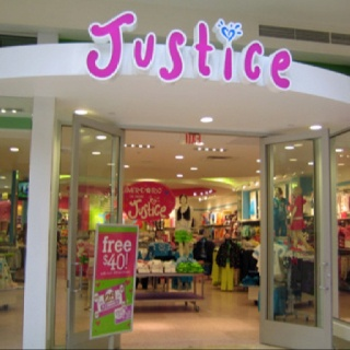 Love justice clothes for my girls.