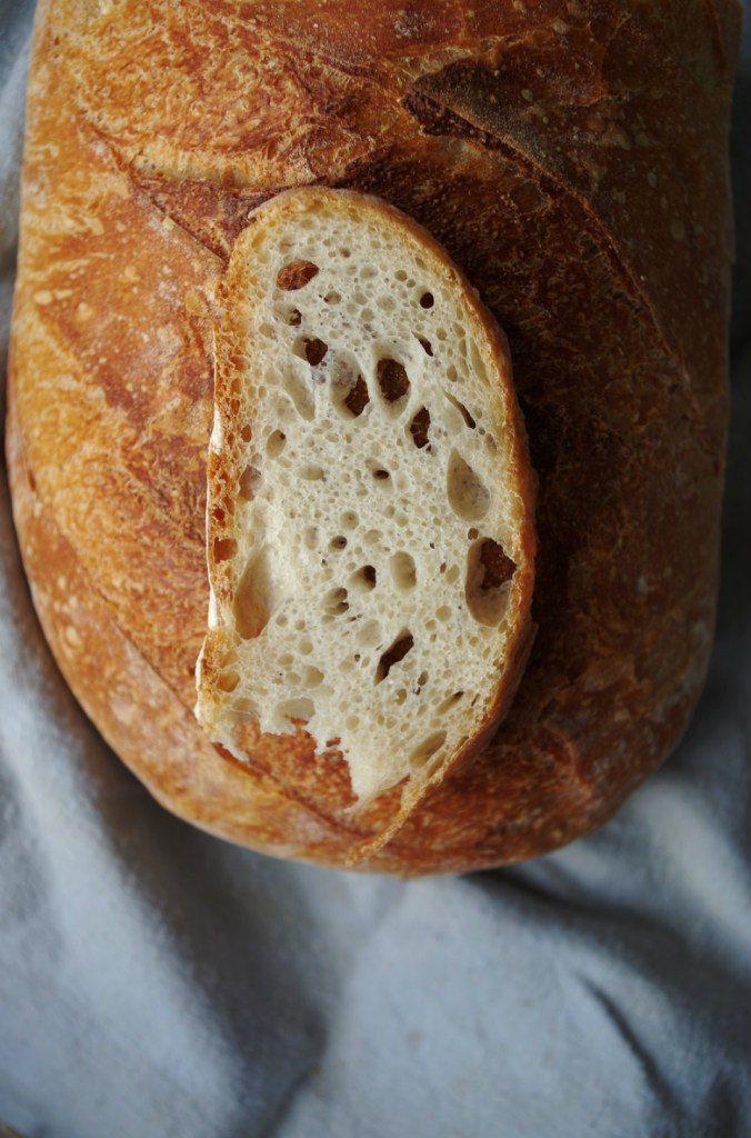 Сельский хлеб на спелом тесте - breadberry