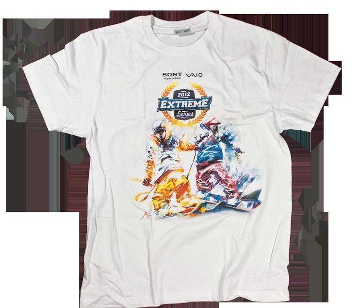 Urban Jibbing 2012 t-shirt