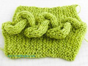 Rope - Knittingfool Stitch Detail