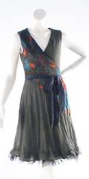 Rowan Wrap Dress
