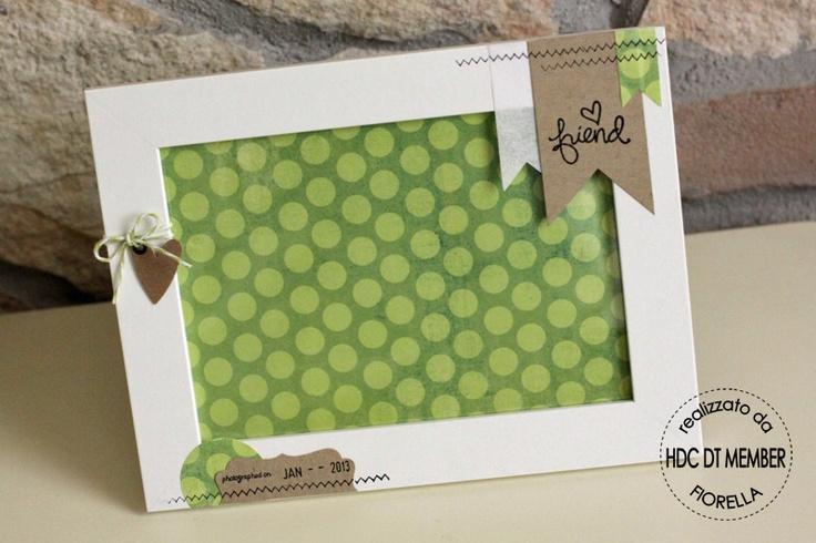 Hobby di Carta - Il blog: OHG... one hour gift ... by Fiorella