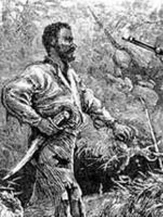 Back History in America- Nat Turners Rebellion