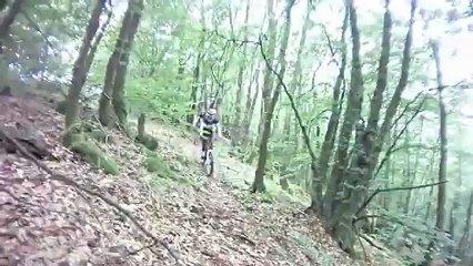 VTT dans les Monts d'Arrée