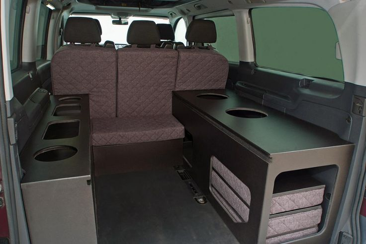 10 best van conversion images on pinterest camper van - Mobihome muebles ...